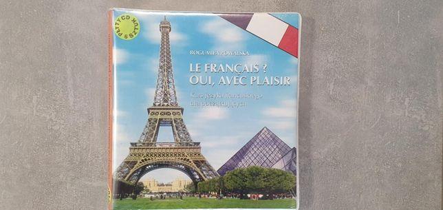 Kurs języka francuskiego dla początkujących na CD LIKWIDACJA hurtowni