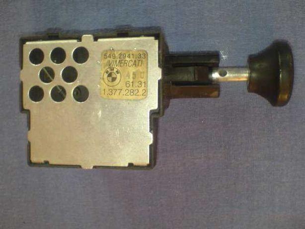 Панельні вимикачі до BMW3 E30, 316і (87-91р.в.)