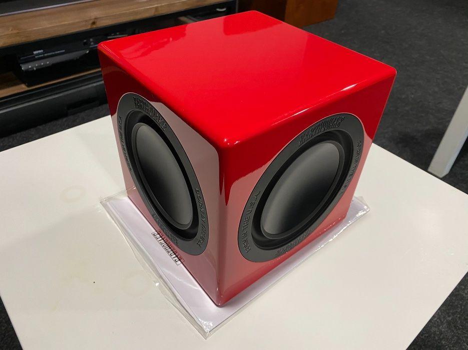 Сабвуфер Earthquake MiniMe P63 Red (!!SALE!!-50%)