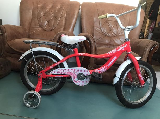 Велосипед optima bikes caramel 16дюймов