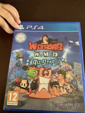 PS4Worms All Stars