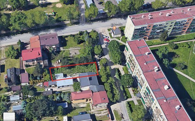 Działka budowlana Łódź Górna chojny WZ do 320m2, uzbrojona