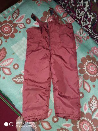 Продам теплые штаны