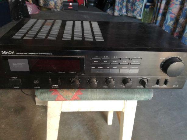 Amplituner DENON DRA-25 , Wzmacniacz , Radio , Phono