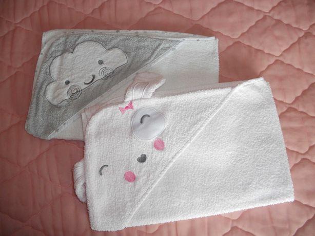 Toalhas de banho bebé