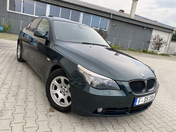 ** BMW ** E60 ** 3.0D ** AUTOMAT ** NIEMCY **