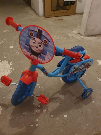 Rowerek dziecięcy 2w1 Tomek i przyjaciele
