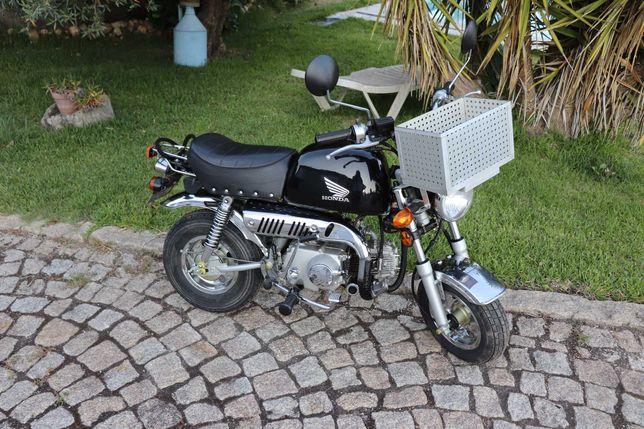 Mota Skyteamv 50cc