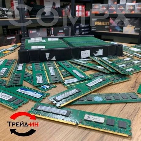 Гарантія! DDR3 2Gb Mix (4/8/16) 1333 1600 Crucial Corsair CompX!
