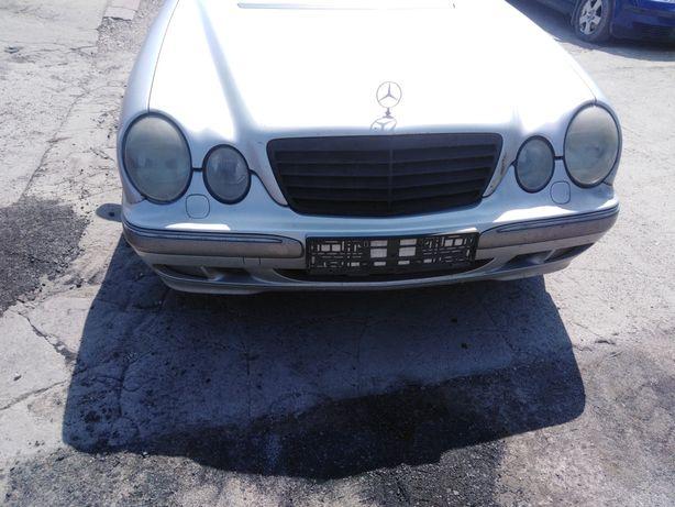 Mercedes E klasa w210 Lampy przód Europa stan bdb Wysyłka Kurierem