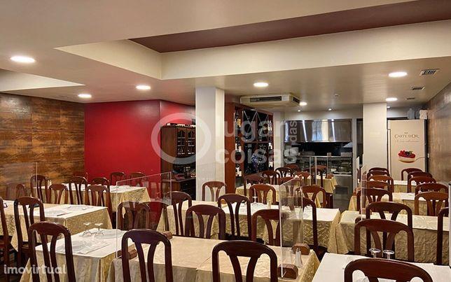 Restaurante Marisqueira em pleno funcionamento