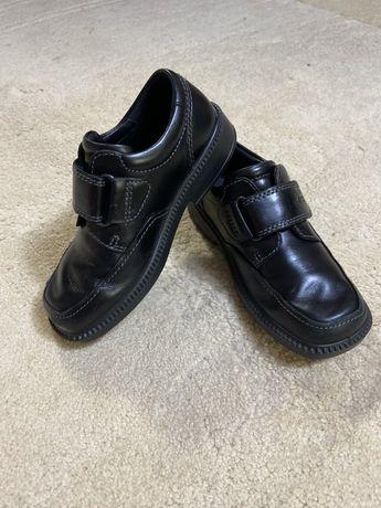 Мужская обувь полуботинки 30р. Ecco оригинал