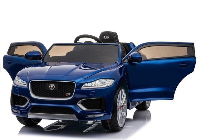 Samochód dla dzieci na akumulator Jaguar F- Pace