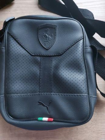 Новая мужская сумка ferari