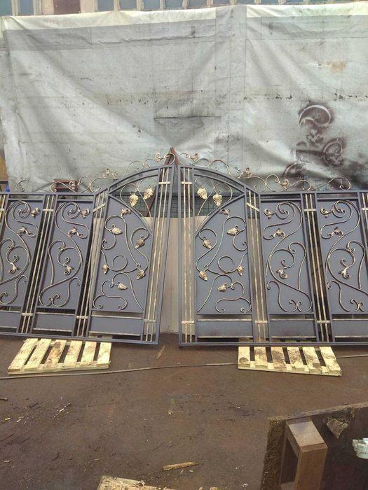 ТЕРМІНОВО ковані ворота Стрый - изображение 1