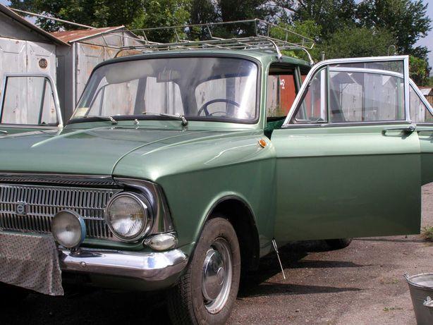 Москвич 412 - продам хорошему человеку хорошую машину