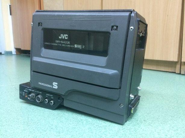 Накамерный видеомагнитофон JVC BR-S422E