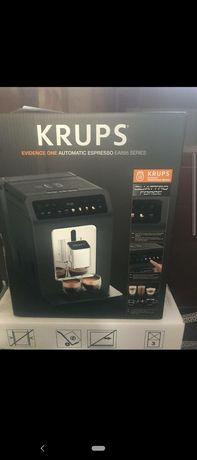 Кофемашина KRUPS новая
