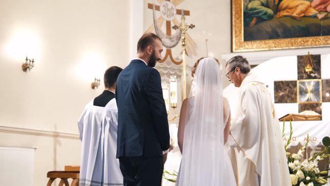 Teledysk ślubny za 1800 zł | Operator kamery | Kamerzysta na ślub