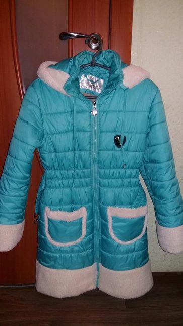 Зимнее пальто.фирма барбарис