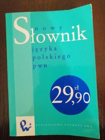 Słownik języka polskiego.