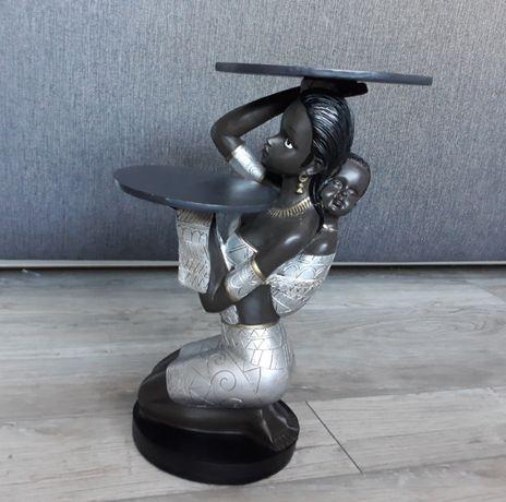 Posąg na dwa kwiaty itp. - 42,5 cm.