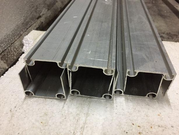 Profile aluminiowe do bram segmentowych - na wymiar - 026