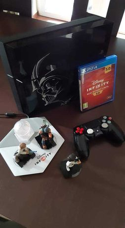 Playstation 4 Edycja Limitowana 1TB + Disney Infinity 3.0 Star Wars