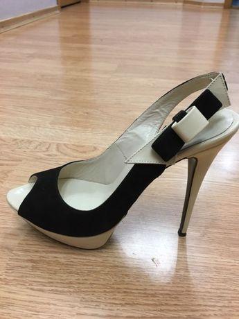 Продам туфли Vicino, натур. кожа, 39 размер