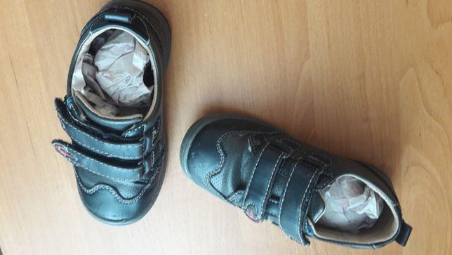 туфли с защитным носком стелька 17см