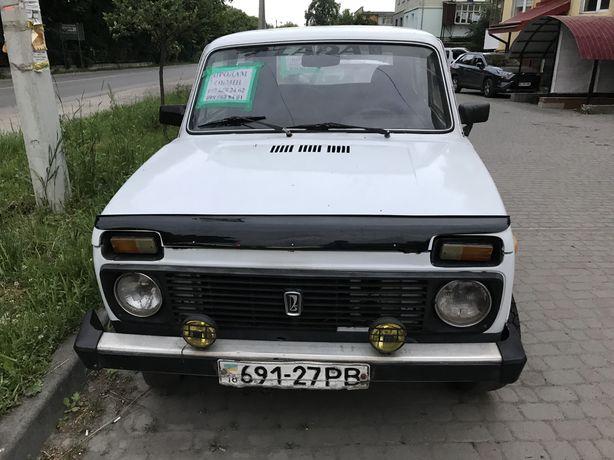 Нива 2101