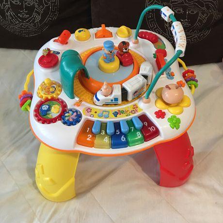 Игровой столик, игровой центр, развивающий столик