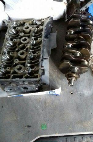 Двигатель на запчасти овтлэндер х/ л