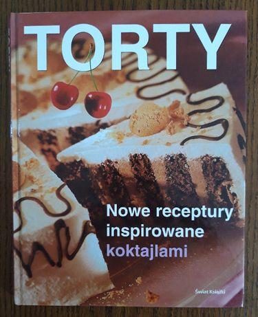 """""""Torty"""" - książka z przepisami"""