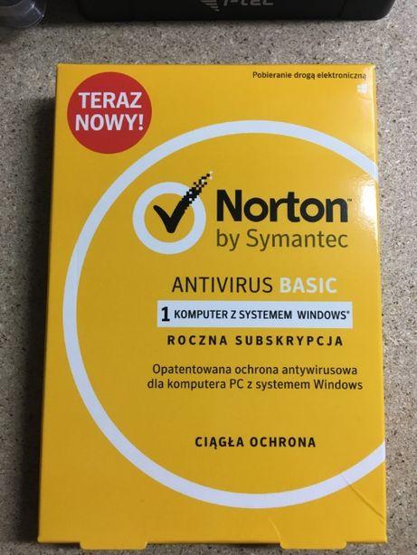 Norton Antivirus Basic licencja 12 miesiecy