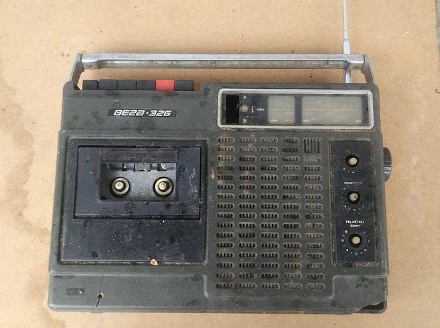 Магнитофон Вега 326 (на запчасти)