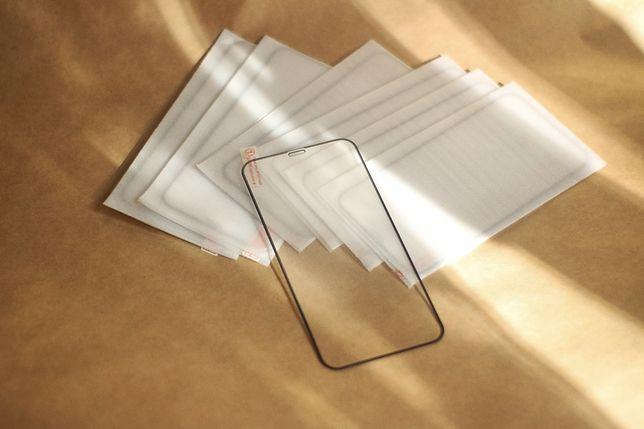 АКЦИЯ всего 40 грн Защитное стекло 9H на iPhone 12/12 Pro/11/XR