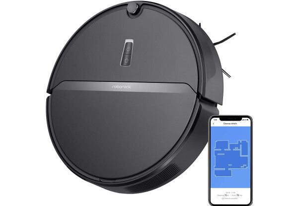 Робот-пылесос Xiaomi RoboRock E4