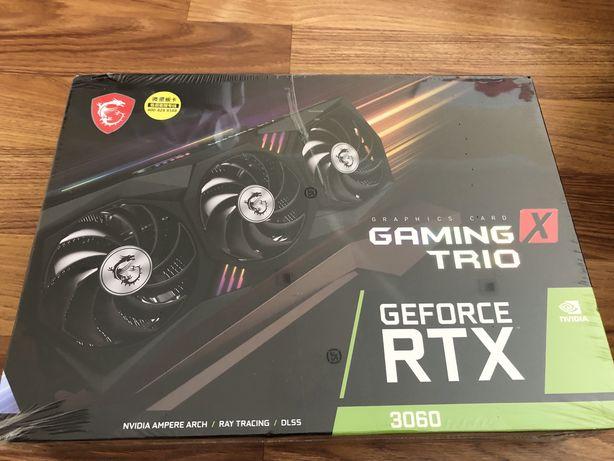 Geforce RTX 3060 MSI 12GB