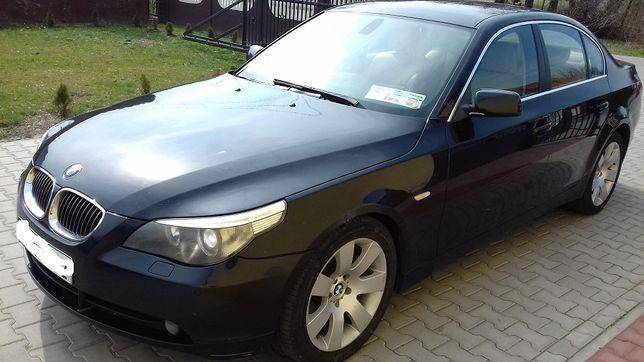BMW e60 na części N52 Automat skrzynia