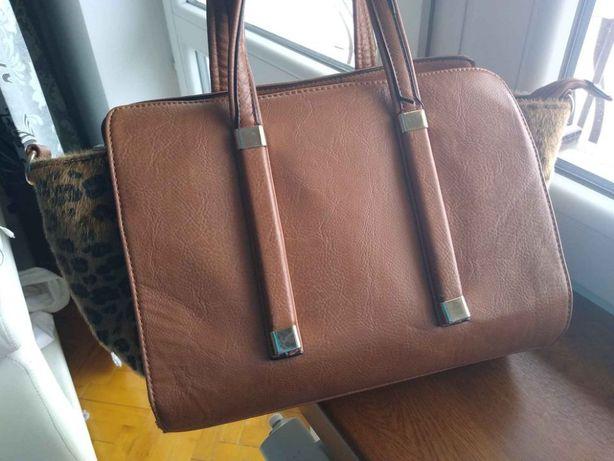 Torebka marki Quazi kuferek modna torebka pojemna torebka