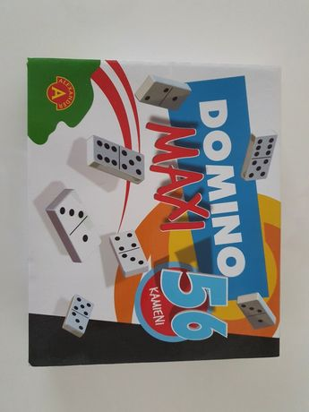 Domino maxi 56 elementów