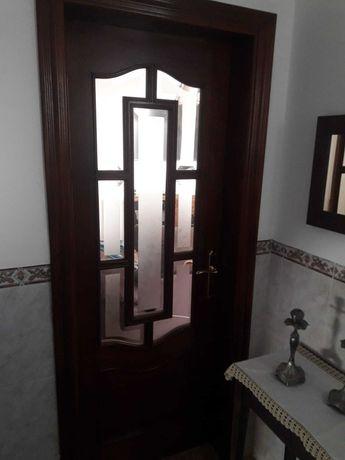 Porta com Vitral