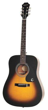 EPIPHONE DR100 VS gitara akustyczna + tuner gratis