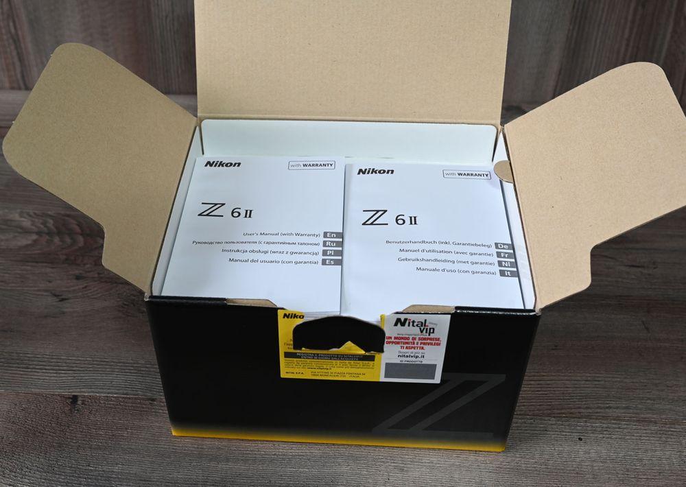 Nikon Z6 II  + FTZ Nova