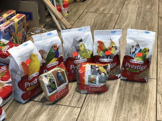 Karma dla żeberek ptaków egzotycznych Versele laga prestige 1 kg