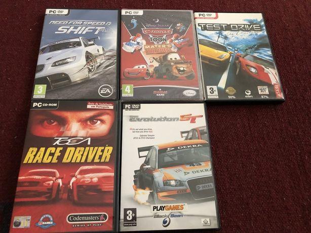 Jogos para PC computador