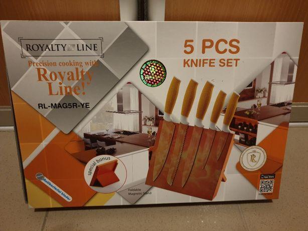 Продам набор ножей ROYALTY LINE - MAG5R c магнитной подставкой
