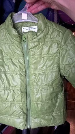 Куртка 86см 24мес, ветровка, курточка, демисезонная, весна, осень