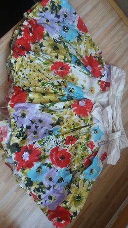 Яркая юбка хб 110-116р